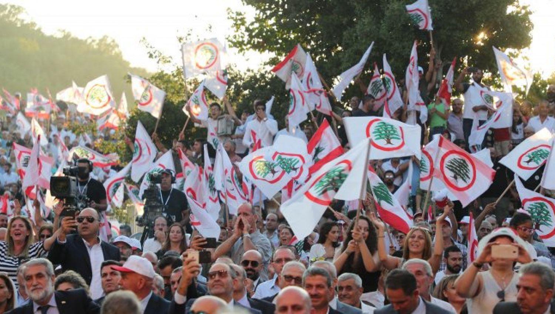 القوات اللبنانية تستغل الحراك الشعبي.. ولبنان نحو المجهول