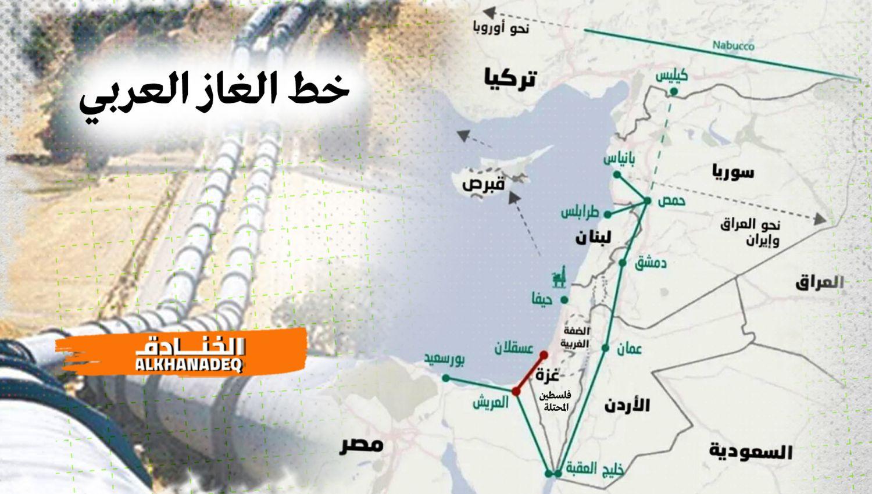 خط الغاز العربي يحيي العلاقات العربية الأوروبية