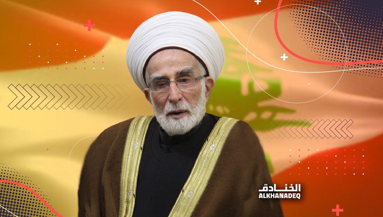 القاضي الشيخ أحمد الزين