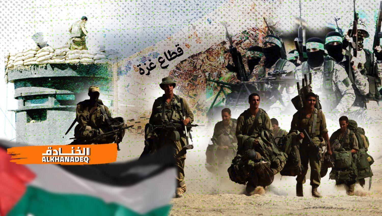 """16 عاماً على تحرير غزّة...المقاومة تكرّس معادلة """"بأنفسهم"""""""