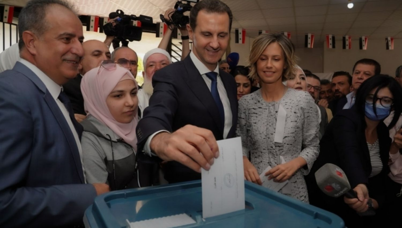 سوريا تستعيد عافيتها بالانتخابات