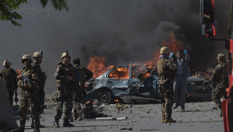 داعش تنفذ أول ضرباتها في كابول
