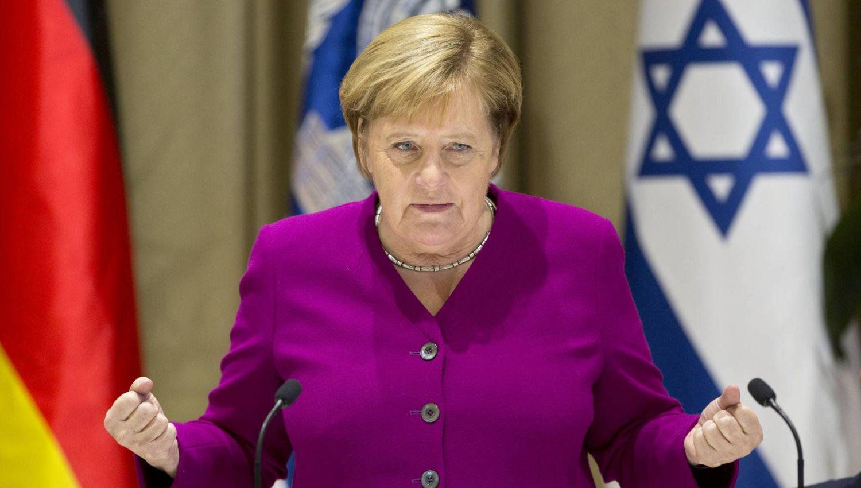 """هل تعيد أنجيلا ميركل العلاقات بين """"إسرائيل"""" والاتحاد الأوروبي؟"""
