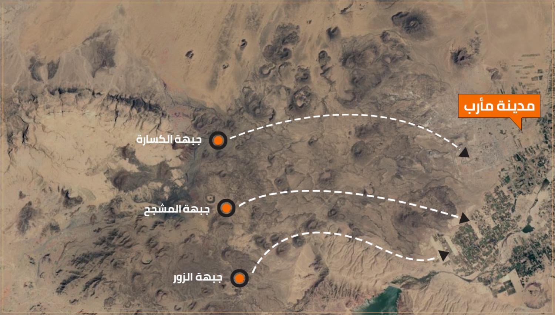 مأرب.. أيقونة التحرير اليمني