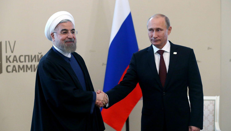 بعد الصين.. إيران وروسيا نحو شراكة اقتصادية شاملة