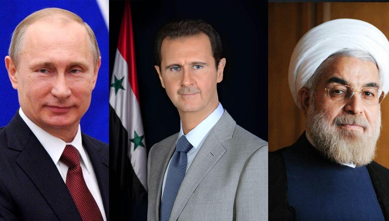 دور روسيا وإيران وقوى المقاومة في الحرب على الإرهاب