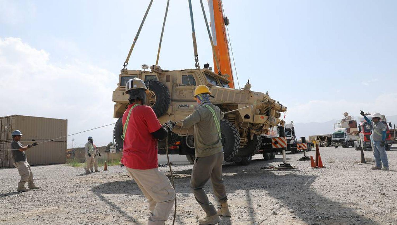 من المستفيد الأكبر من الحرب على افغانستان؟