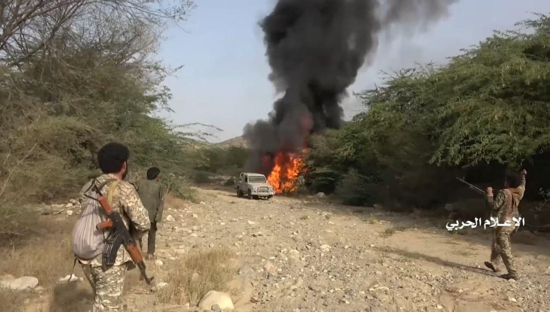 عملية عسكرية واسعة للجيش واللجان اليمنية ضد الجيش السعودي في جيزان + فيديو