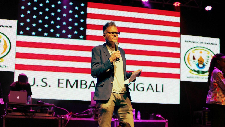 سفير أمريكا الفعلي في لبنان