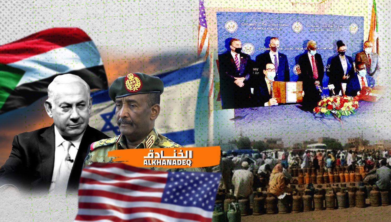 """السودان...اوراق اعتماد جديدة لـ""""إسرائيل"""""""