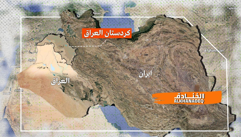 الحرس الثوري الإسلامي يحذر إقليم كردستان!