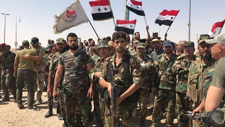 قرار الحسم نهائي وإنهاء حالة الوضع الراهن في درعا