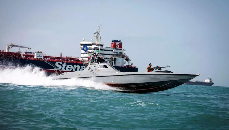 الحرس الثوري: الكشف عن معلومات جديدة حول احتجاز السفينة البريطانية في الخليج