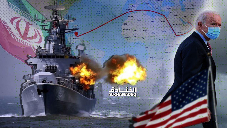 إيران تقتحم الأطلسي: مهمة تاريخية للاسطول الايراني