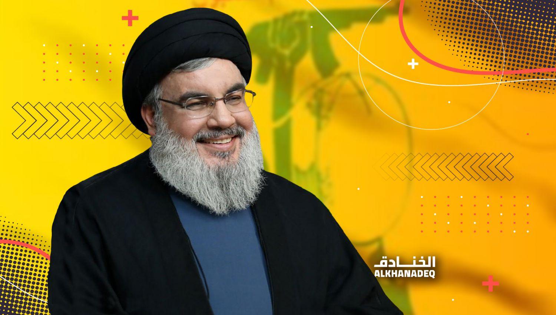 الأمين العام لحزب الله السيد حسن نصر الله