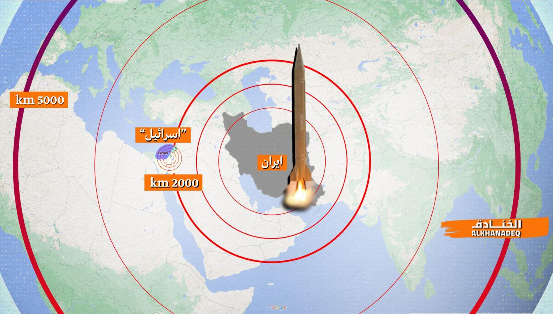 إيران قادرة على صنع صواريخ عابرة للقارات بمدى 5000 كلم ولكن!