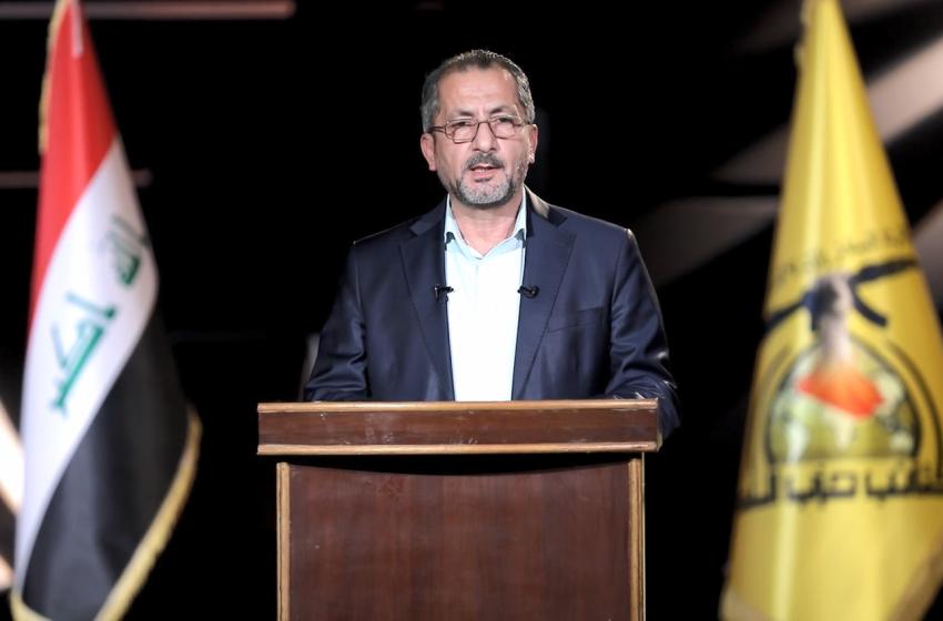 حزب الله العراق: نعلن الدخول في معادلة الردع التي طرحها السيد حسن نصرالله